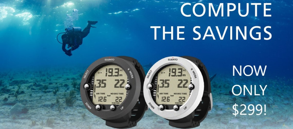 Save on the Suunto Vyper Novo!