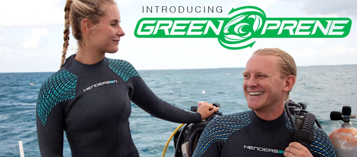 Save 15% on Henderson Greenprene wetsuits!