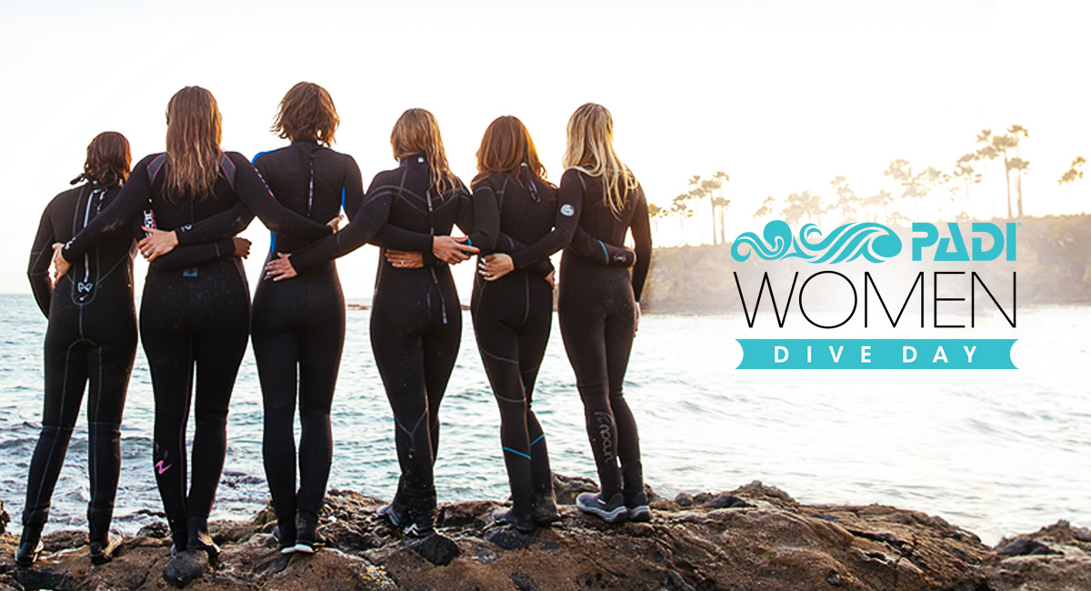 Women's Dive Day 2020
