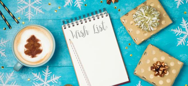 Create Your Scuba Wish List!