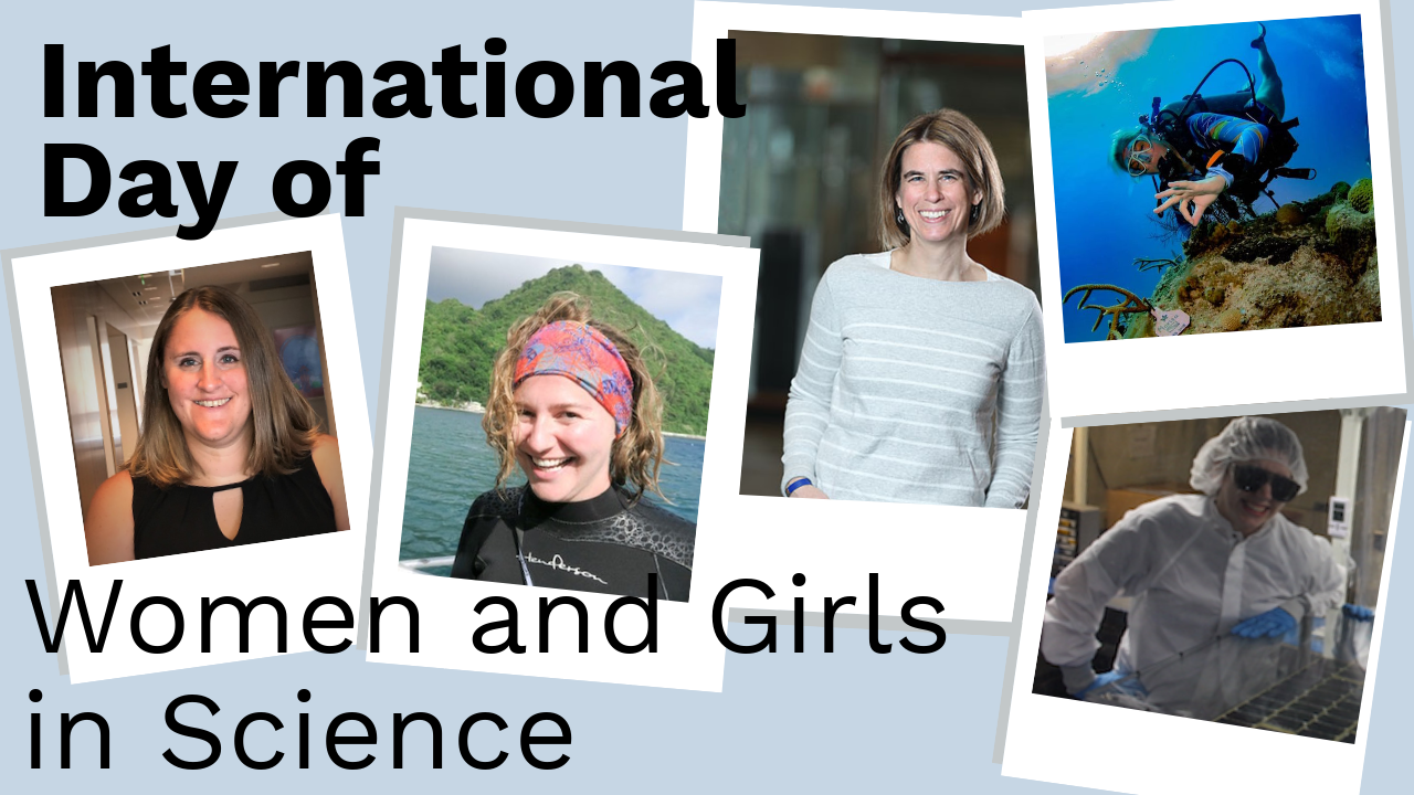 Celebrating Blue Planet Women In Science