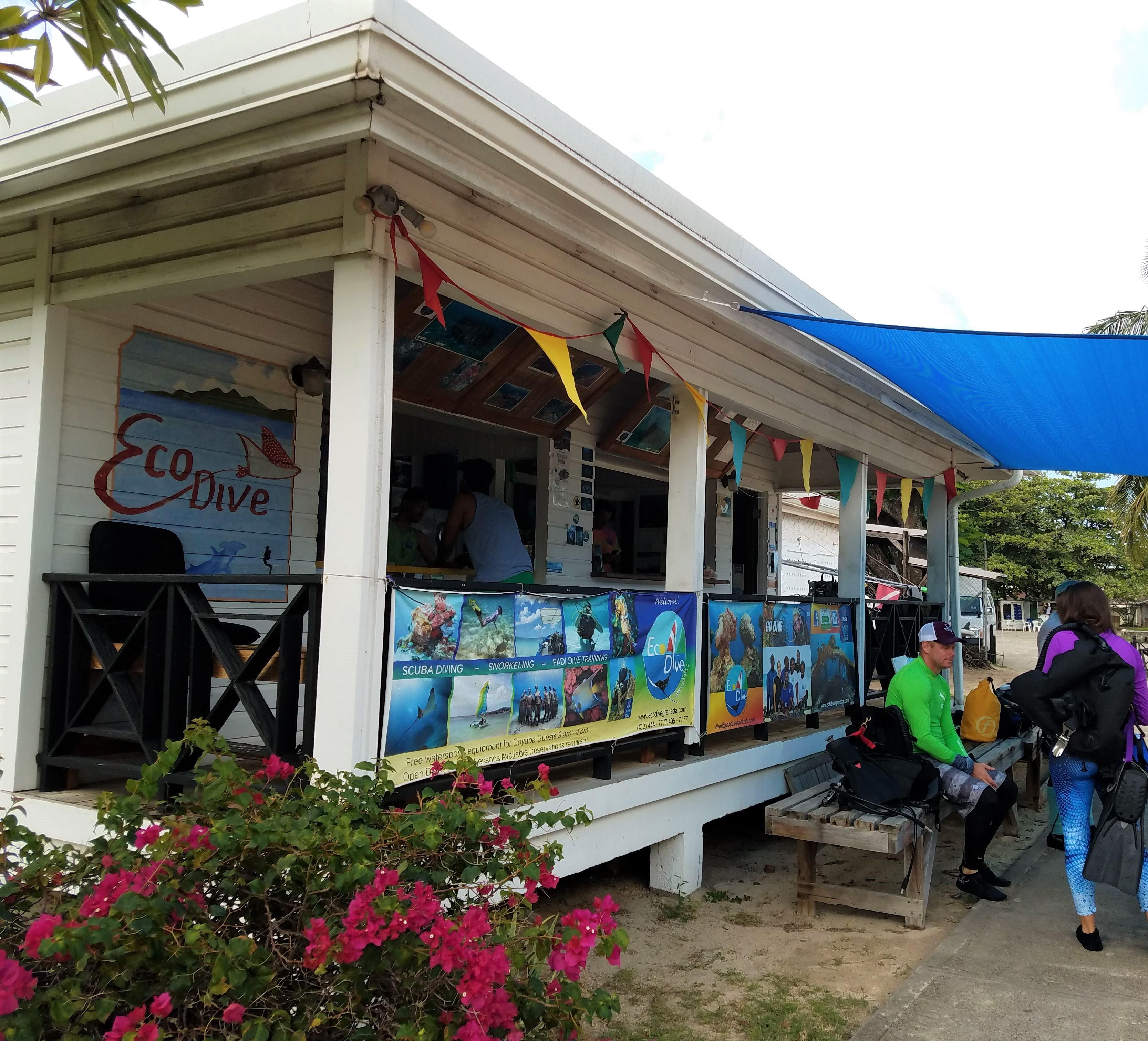 Eco Dive in Grenada